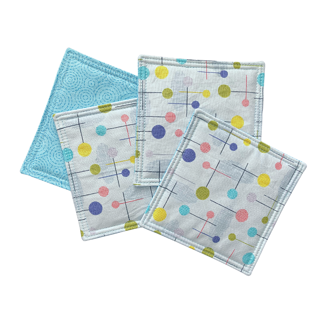 Coasters - Pack of 4 (075)