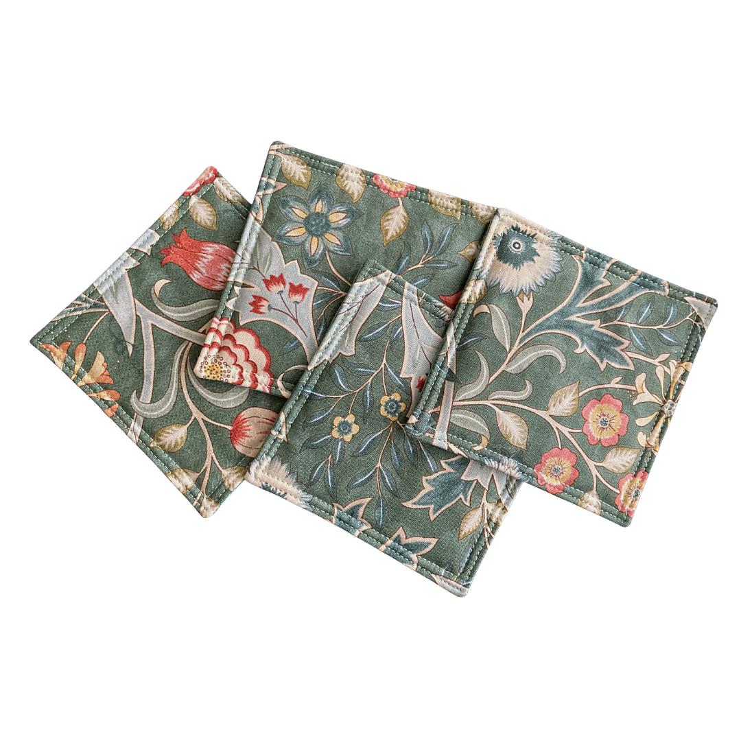Coasters - Pack of 4 (157) William Morris