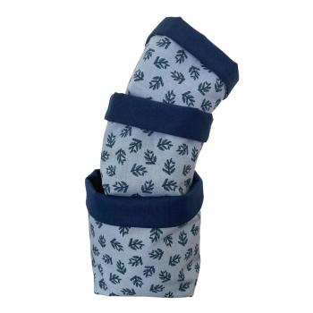 Fabric Baskets - set of 3 - (155)