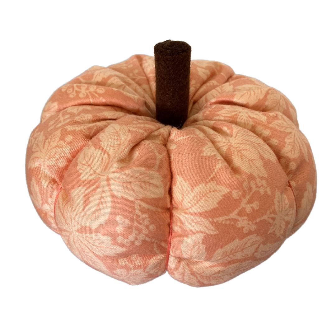 Fabric Pumpkin - Small