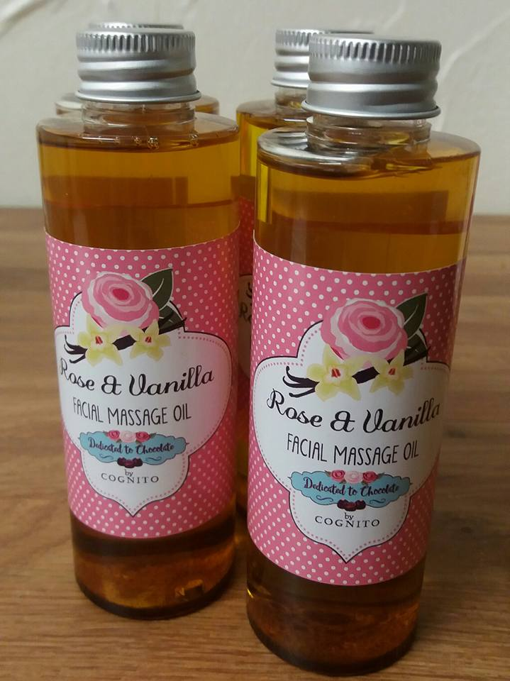 Rose & Vanilla Facial Oil - 150ml