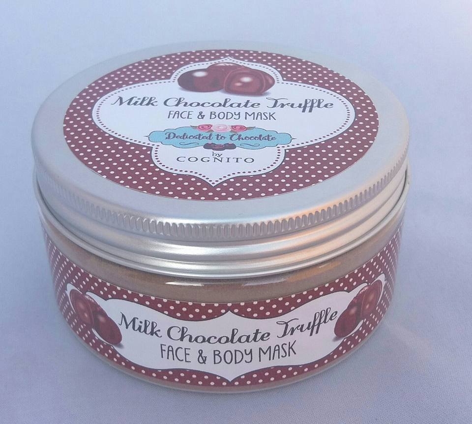 Milk Chocolate Truffle Face Mask - 100ml