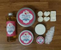 White Chocolate & Raspberry Bath & Body Oil