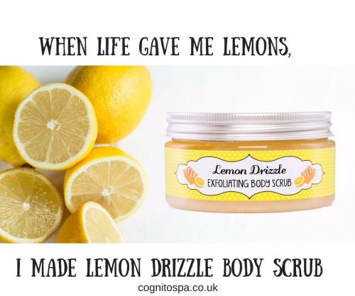 when life gave me lemons.... (1)