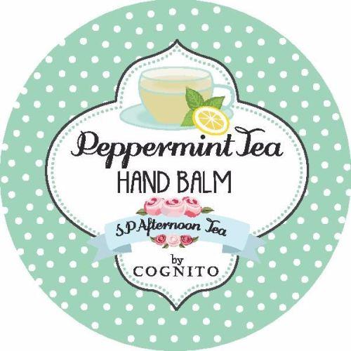 Peppermint Tea Hand, Nail & Cuticle Balm