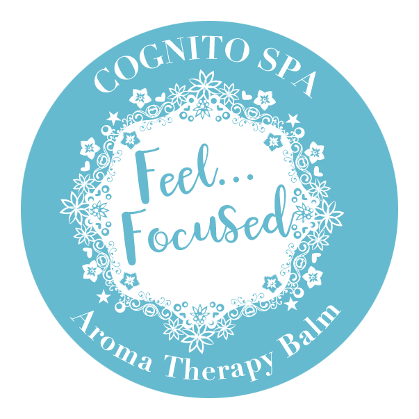 Feel...Focused Aroma Therapy Balm