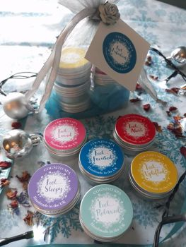 Aroma Therapy Balms Samplers