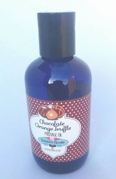 Massage Oil - Chocolate Orange Truffle