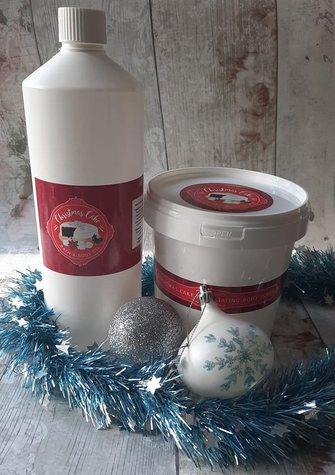Bath & Body Oil - 1 litre