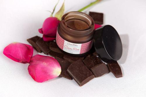 Luxury Cocoa Lip Balm - Cocoa Rose