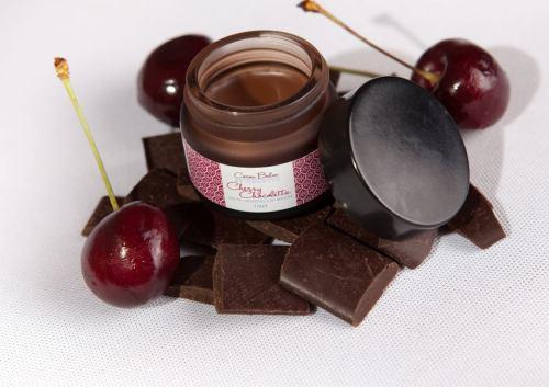 Luxury Cocoa Lip Balm - Cherry Chocoletta