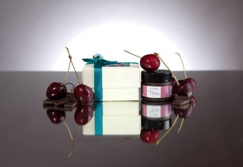 Lip Balm in Gift Box - Cherry Chocoletta