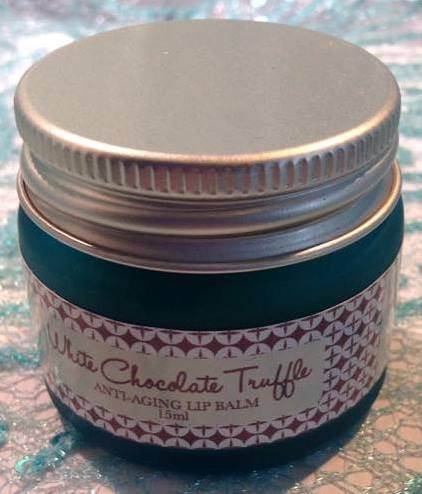 White Chocolate Truffle Lip Balm