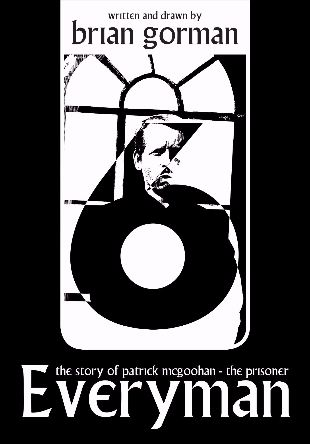 LIMITED EDITION Everyman: The Story of Patrick McGoohan - The Prisoner