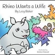 Rhino Wants a Wife by Lucy Baker