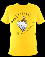 Best Friends Yellow £10.99/£12.99