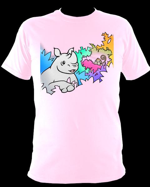 Rhino Cover Design