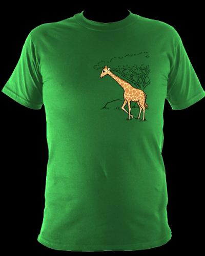 T shirt Giraffe