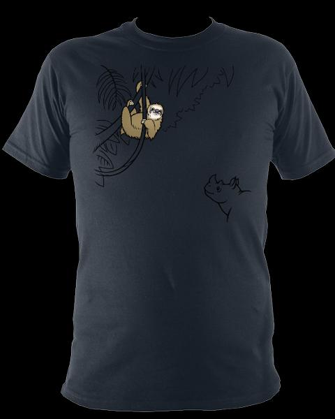 T shirt Sloth