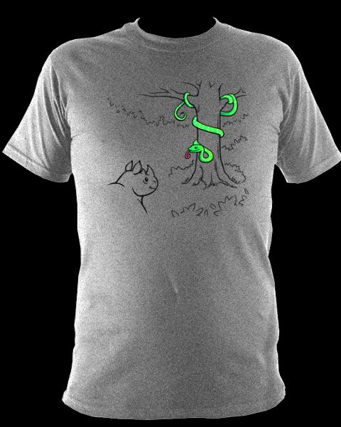 T shirt Snake