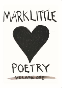 NEW Poetry. Volume One by Mark Little