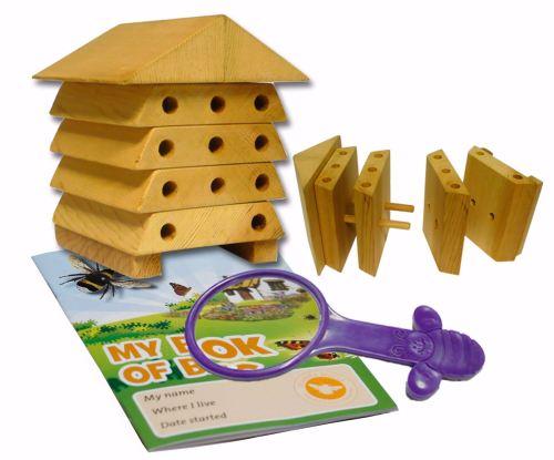 Bertie's Bee House