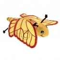 Pretty Yellow Butterfly Finger Puppet