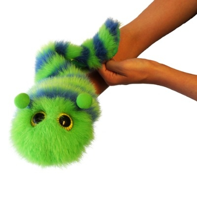 Gorgeous Wigglers Caterpillar Puppets