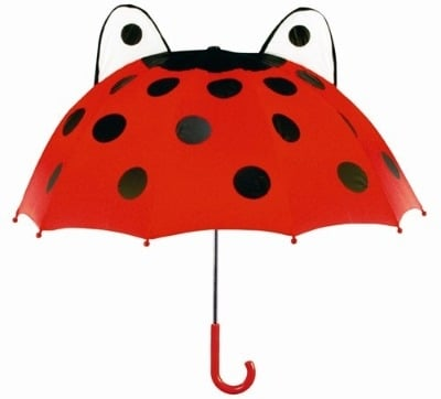 FAB Kidorable Ladybird / Ladybug Umbrella