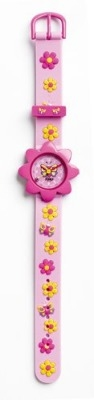 Wonderful Children's / Kid's BUGGZ Butterfly Watch - Great Gift