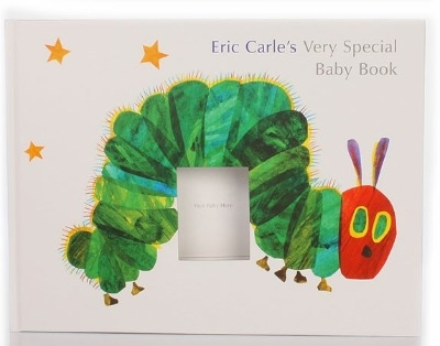 Eric Carle's Very Special Baby Record Book