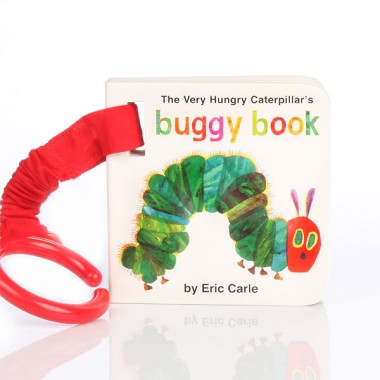Very Hungry Caterpillar Attachable Buggy Buddy Book