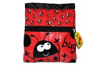 Ladybird / Ladybug Waterproof Swimming Kit / PE Bag