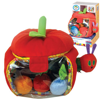 Fabulous Very Hungry Caterpillar VHC Apple Play Set