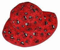 Bright & Fun BUGGZ Cotton Ladybird / Ladybug Sun Hat
