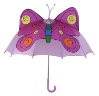 Lovely Kidorable Butterfly Umbrella