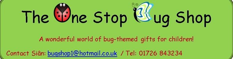 www.onestopbugshop.co.uk, site logo.
