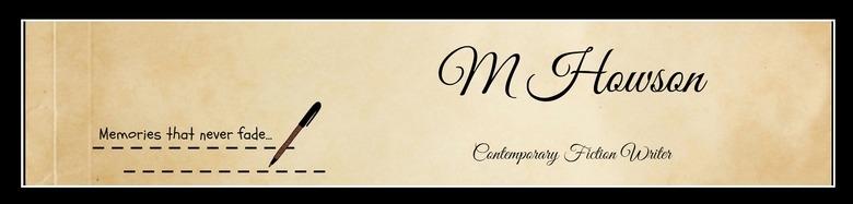 M Howson , site logo.