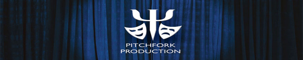 Pitchfork Production, site logo.