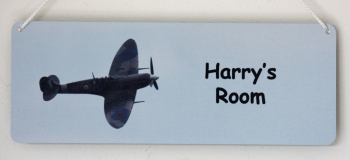 Spitfire - Personalised