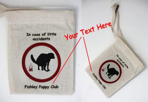 Poo Bag Carrier - Personalised