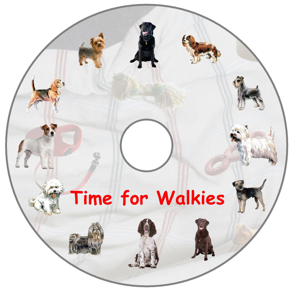 Dogs - Time for Walkies