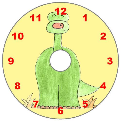 Dinosaur - Numeric Dial