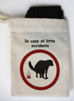 AA Poo Bag Carrier