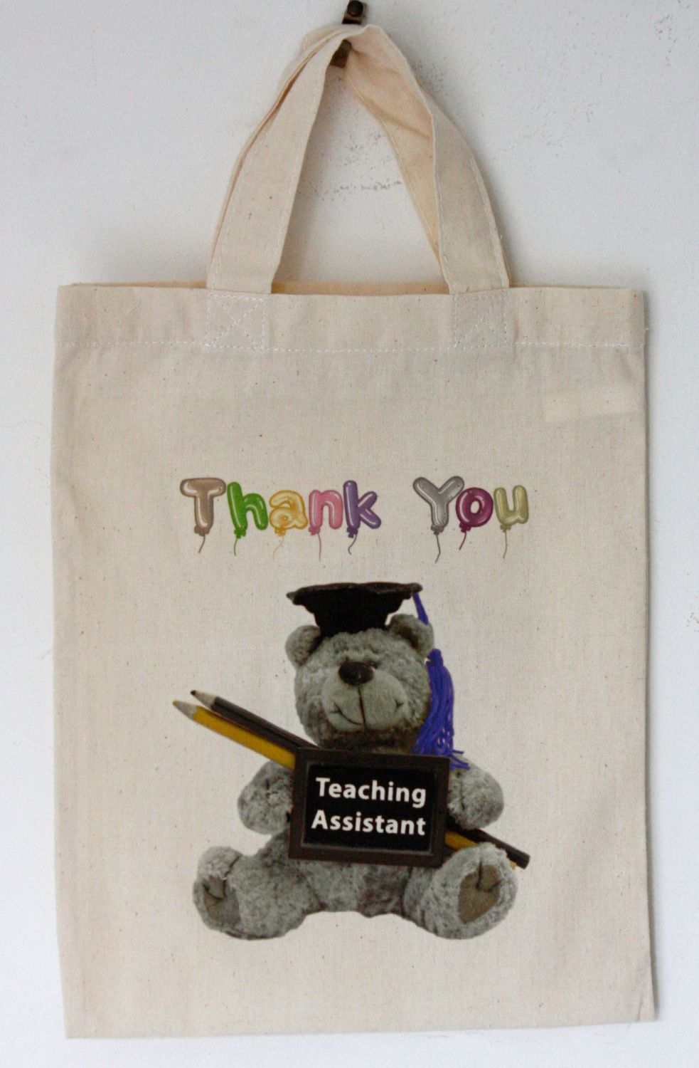 Thank You (Teaching Assistant)