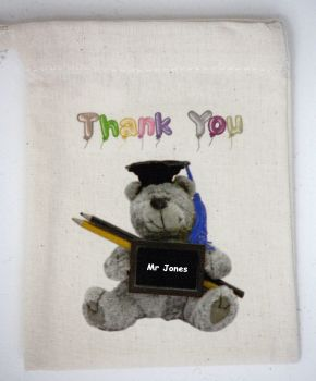 Thank You (Teaching Assistant) Personalised Mini Bag