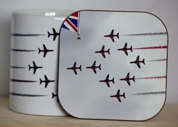 The Red Arrows - Mug & Coaster