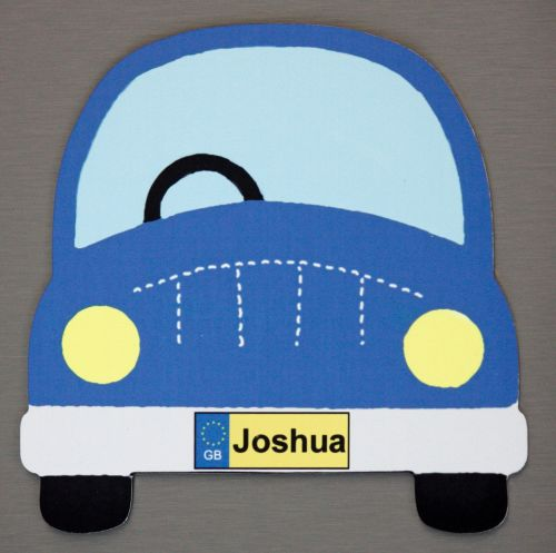 Blue Car, Name Only
