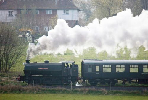 Steam Train (K&ES Railway)