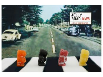 Jelly Babies - Jelly Road
